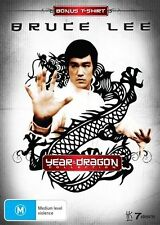 Bruce Lee - Year Of The Dragon Collection (DVD, 2012, 7-Disc Set)