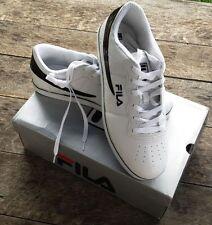 Men's Fila Sneaker Shoe ~ Fila Mens F-13 Lite Low Casual Sneaker Shoe Size 12