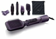 5 styling attachments Philips ProCare Airstyler HP8656/00 Ceramic coated brushes