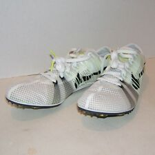 Nike Zoom VICTORY 2 Track Running Shoes VOLT 555365 170 MEN 9.5 w Spikes & SRT