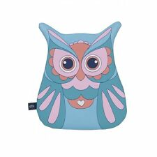 Animal Jeorge Owl Pencil Case - Magenta Pink HE5WG306-H67 OFFICIAL UK STOCKIEST