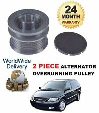FOR CHRYSLER VOYAGER + GRAND VOYAGER RG 2.5TD 2.8TD 2000-  NEW ALTERNATOR PULLEY