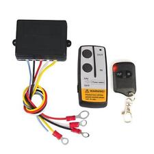 Winch Wireless Remote Control Set 12V 50ft for Truck Jeep ATV Warn Ramsey