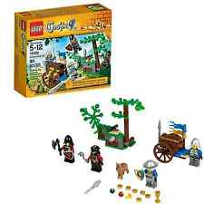 Lego Castle Forest LEGO Ambush 70400 Gift King's Knights & Dragon Soldiers New