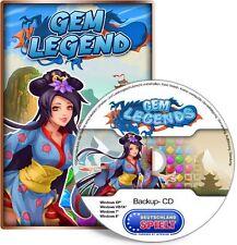 Gem Legend-la leggenda delle pietre preziose-PC-Windows XP/Vista/7/8/10