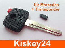 Car key blank with Transponder for Mercedes Vito & Sprinter