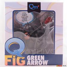 Q Fig Green Arrow DC Comics vinyl Q-Figure - QMX Quantum Mechanix