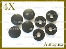 NEW GENUINE MERCEDES BENZ BLACK CAR FLOOR MAT FIXING CLIPS 4 PCS BQ6680520