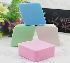 4 pcs small Face Body Powder Puff Cosmetic Makeup Soft Sponge New KC