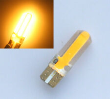 Gelb Amber T10 W5W CANBUS 20 SMD COB LED Lampe Glassockel Innenraum Beleuchtung