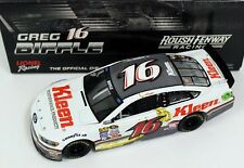 #16 FORD NASCAR 2016 * KLEEN PRODUCTS * Greg Biffle - 1:24 lim. Ed.