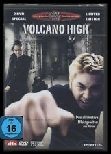 DVD VOLCANO HIGH - SPECIAL LIMITED EDITION - 2 DISC-SET - KOREA-ACTION ** NEU **