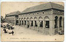 CP 50 MANCHE - Avranches - Les Halles