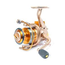 YOSHIKAWA Saltwater Fishing Spinning Reel Metal Spool 6000 Carp Muskie Salmon
