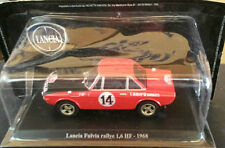 "DIE CAST "" LANCIA FULVIA RALLY 1.6 HF - 1968 "" + TECA RIGIDA BOX 2 SCALA 1/43"