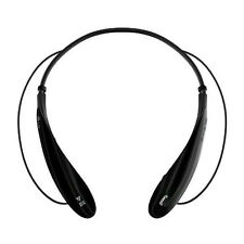 LG Electronics Tone Ultra (HBS-800) Bluetooth Stereo Headset Black