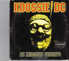De Zingende Fresias-Koossie DC cd single