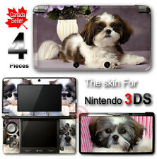Dog Puppy Cute Pet SKIN VINYL STICKER DECAL COVER #2 for Nintendo 3DS
