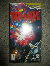 Bust-A-Move  (Panasonic 3DO, 1995) NEW in Box Sealed