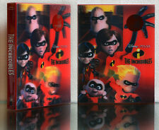 THE INCREDIBLES [Blu-Ray], Limited 1300, (STEELBOOK) Lenticular [B1]~/ Region A