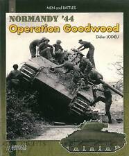 Lodieu: Normandy 44 - Operation Goodwood, 11. britische Panzerdivision Buch