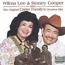 Sing the Original Carter Family's Greatest Hits by Wilma Lee & Stoney Cooper (CD