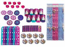 Disney Frozen Anna & Elsa 60-Piece Mega Pack Birthday Party Favors Goody NEW
