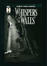 WHISPERS IN THE WALLS US HUMANOIDS COMIC VOL.1  # 2of6/'10