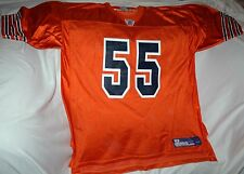 Rare Doug Buffone jersey! Chicago Bears men's XL NEW! NFL throwback ORANGE