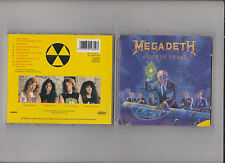 Megadeath - Rust in Peace