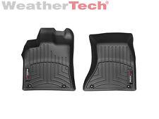 WeatherTech Floor Mats FloorLiner - Porsche® Macan - 2015-2017 - 1st Row - Black