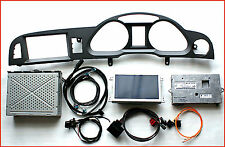 Audi A6 C6 (2004-2009)  FULL UPGRADE MMI BASCI PLUS TO MMI HIGH 2G