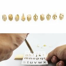 WP28 28-Piece Professional Wood Burning Set Pyrography Kit Brass Soldering Tips