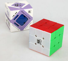 Hot DaYan ZhanChi 3x3x3 57mm Stickerless Speed Cube Magic Puzzle Educational