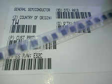 [200 pcs].Diode ES2C SMD Ultrafast Rectifier 2A 150V 20ns DO214(SMB) General Sem