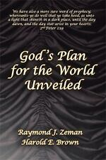 God 's Plan for the World Unveiled by Raymond Zeman (2015, Paperback)