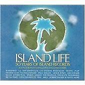 Various Artists - Island Life: 50 Years Of Island Records 3 CD Set