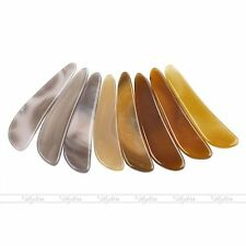 1pc Chinese Gua Sha Skin Scraping Treatment Massage Board Tool Salon Agate#2