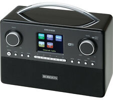 ROBERTS Stream 93i DAB FM Wi-Fi Internet Radio streaming con altoparlante 3-way