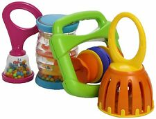 NEW HOHNER MS9000 4 PIECE BABY BAND DELUXE TODDLER SET MUSIC INSTRUMENT