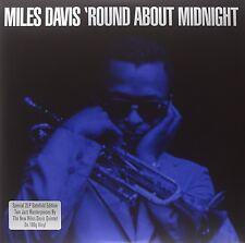 MILES DAVIS - ROUND ABOUT MIDNIGHT 2 VINYL LP NEW