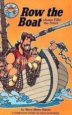Row the Boat: John 21:1-11 (Jesus Fills the Nets) (Hear Me Read Level 1 Series)