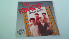 "LOS RONALDOS ""GUARDALO"" 7"" SPANISH SINGLE A/EX 1988 ESPUMA MIX 88"