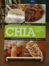 Superfoods for Life Chia Boone Healthy meals drinks snacks weight loss digestion