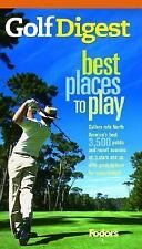 Fodor's Golf Digest's Best Places to Play, 6th Edition (Special-Interest Titles)