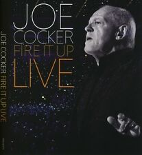 JOE COCKER - FIRE IT UP-LIVE  BLU-RAY  21 TRACKS  INTERNATIONAL POP  NEU