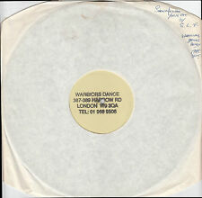 "STREET LEVEL FUNK SLF SHOW ME WHAT YOU GOT 12"" white label Craig / Dubfire Smith"