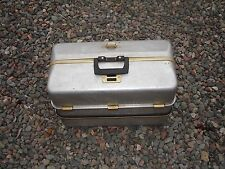 Vintage UMCO  Tackle Box aluminum possum belly