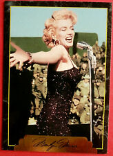 """""""Sports Time Inc."""" MARILYN MONROE Card # 155 individual card, issued in 1995"""