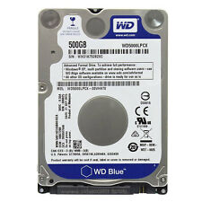 "Western Digital WD5000LPCX 500GB 2,5"" NEU 16MB 7mm 5400RPM Festplatte intern"